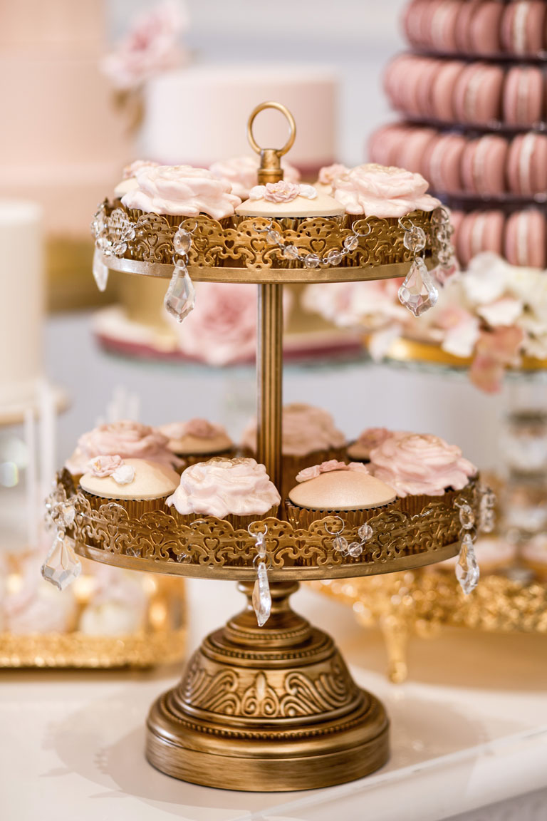 Luxury Wedding Cupcakes by GC Couture and Gordon Ramsay Weddings