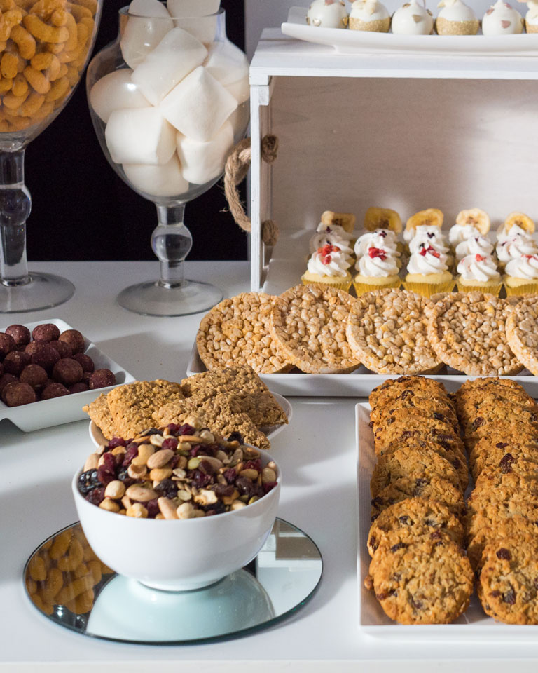 Healthy Dessert Table Indulgence Bar