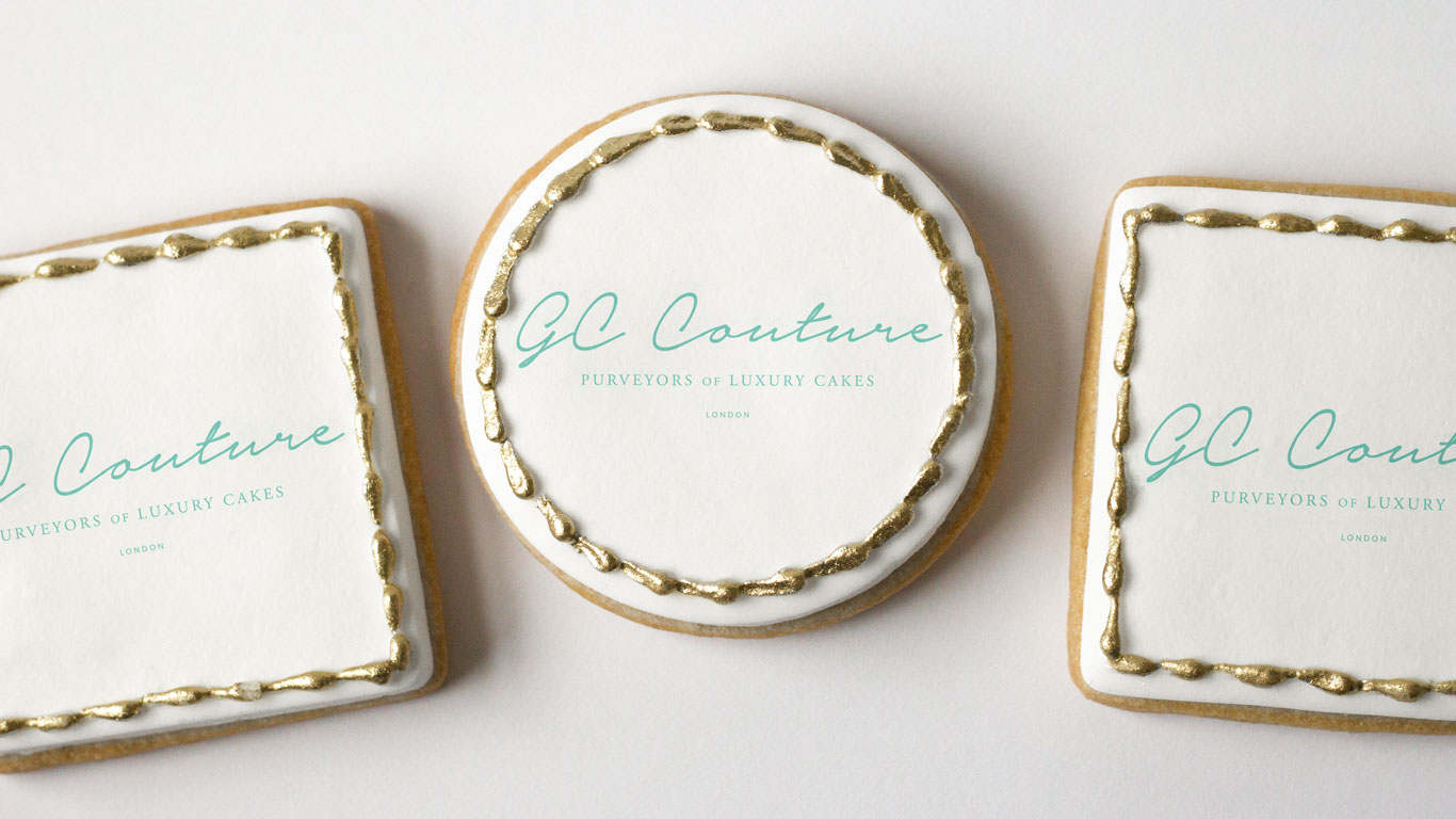 GC Couture Corporate Cookies