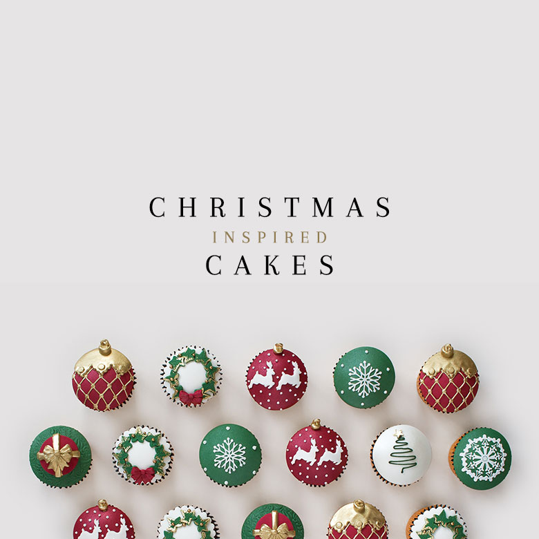 order christmas cakes